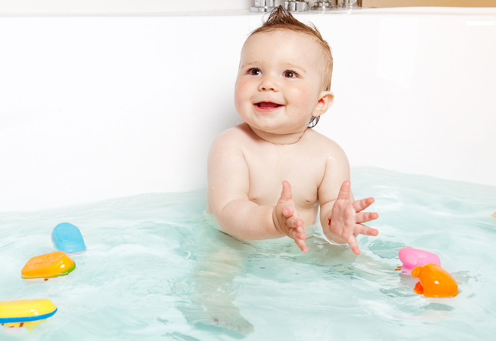 Baby Bath Basics! •Organic Skincare for Baby Eczema & Rashes